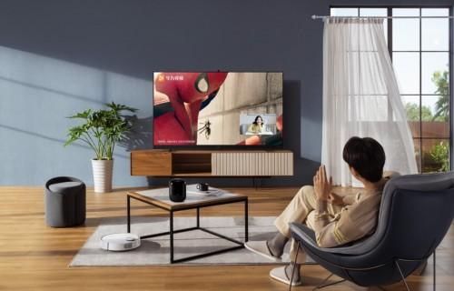 520给TA打个电视,新一代华为智慧屏V系列让爱升温
