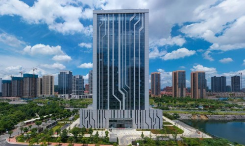 京桂携手,华夏桃李广西互联网教育文化产业园在京揭牌亮相