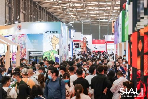 世界三大食品之一,世界食品全产业链大会SIAL China国际食品展在沪开幕!