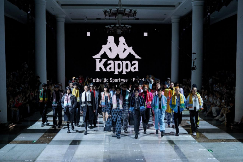 Kappa运动时装系列中国首秀 缔造运动时尚新经典