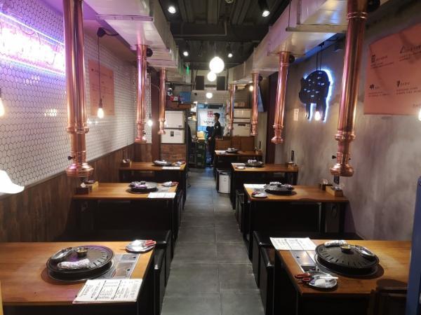 轻松get韩国风味,这家北京人都知道的韩国烤肉店,究竟什么来头?