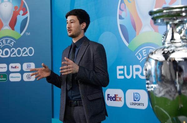 2020欧洲杯:欧足联坚持用抽签的方式来抽取今夏举行的欧洲杯门票