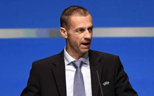 Aleksander Ceferin期待球迷们回归2020年欧洲杯赛场