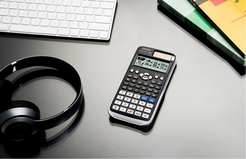 卡西欧计算器亮相第十三届全国周培源大学生力学竞赛考场!