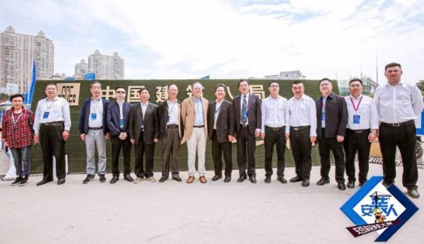 """""""科技赋能,铸造精品""""全国机电观摩在上海市源深路研发楼项目举办"""