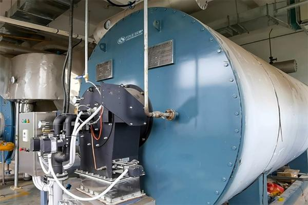 中正燃气导热油锅炉为三棵树涂料生产基地产能扩张增添绿色动力