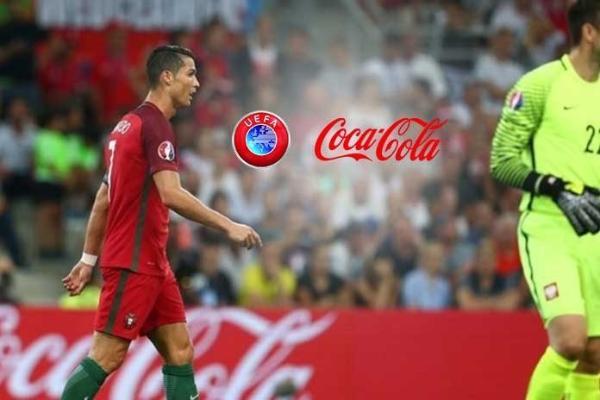 成为2020年欧洲赞助商,这些品牌与欧足联延续良好关系