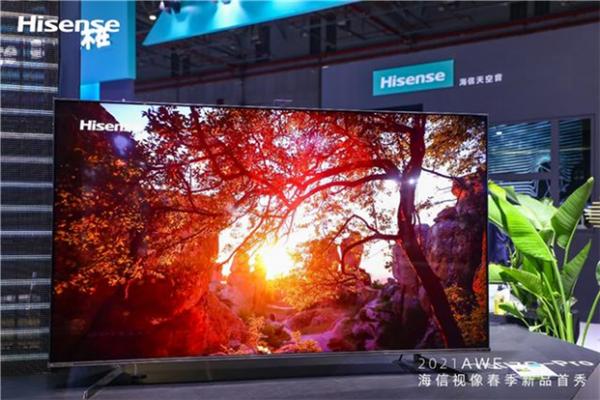 引爆电视画质巅峰,海信U7连续两月3款电视进入新品畅销榜前十