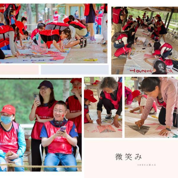 美纳里尼(中国)健康行 迎百年建党 画崭新未来