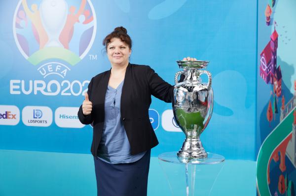 """2020年欧洲杯开启""""隧道尽头的亮光"""""""
