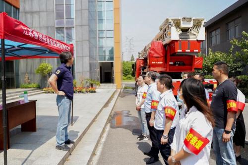 """江苏派逊荣获""""2020年度安全生产工作优秀单位""""称号"""