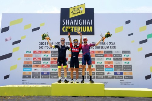 2021环法中国系列赛全民绕圈赛·上海临港新片区站圆满收官