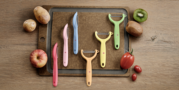 Victorinox 维氏推出创新、愉悦、清新的潮流色彩系列厨刀