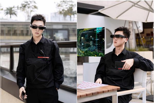 数码黑科技分享 | 可随身携带的3D影院