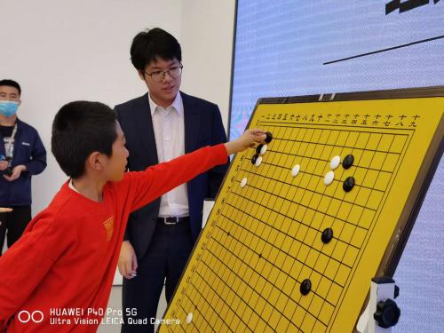 2021华为手机杯围甲雨中开幕,华为以行践言持续助力围棋文化推广
