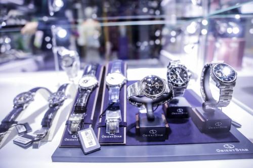 日系高端腕表品牌东方星OrientStar亮相首届中国国际消费品博览会!