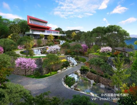 十渡景区哪些景点好玩,来北京红艺术馆看看