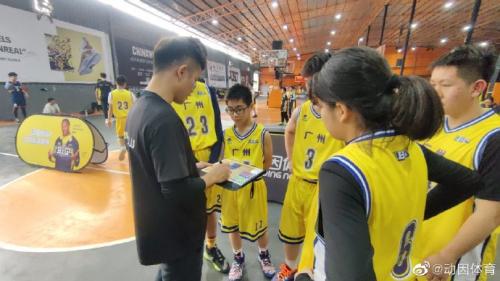 动因体育参与全国儿童青少年综合文体展示公益项目