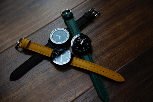 iDivergent发布史上最美文艺气质智能手表