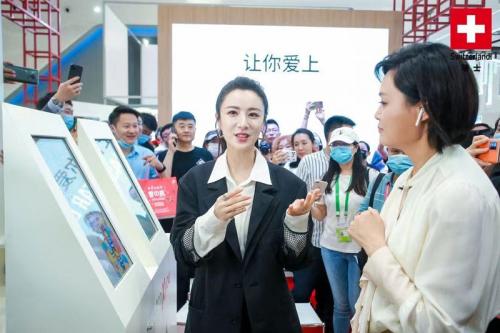 瑞士劳芬助力首届中国消博会