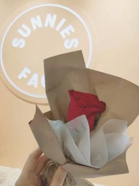 SunniesFace520全城热恋,甜到冒泡的示爱现场,就在新天地!