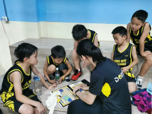 BIG4篮球联赛S2赛季火热开赛 动因体育助力青少儿体质健康