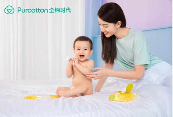 一朵棉花的坚持,全棉时代天然100%棉湿巾新品上市