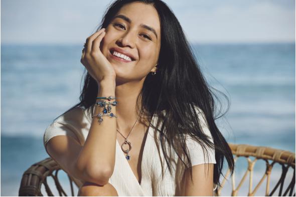 Pandora(潘多拉珠宝)推出海洋系列,绽放夏日活力