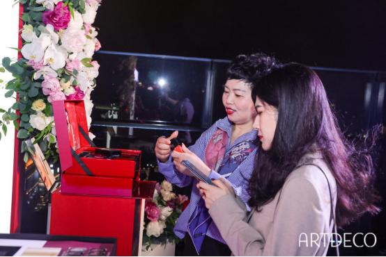 共赢未来 ARTDECO 35周年酒会圆满举行