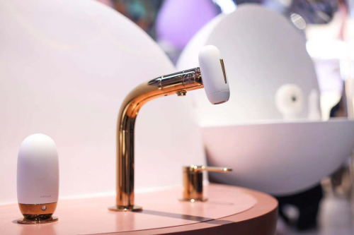 科勒携新品亮相第26届中国国际厨卫展 智享美妆生活
