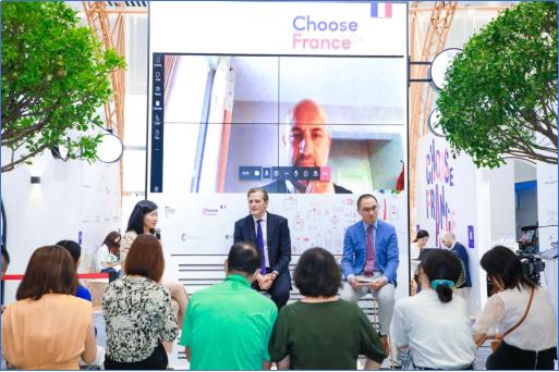 助力数字新零售 共赢消费业未来 Mazars中审众环亮相首届中国国际消费品博览会
