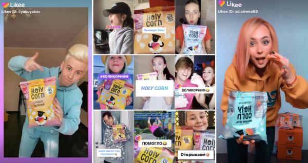 BIGO旗下Likee短视频营销:将初创品牌销量提升4倍