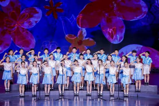 市儿基会庆六一暨成立40周年音乐会举行
