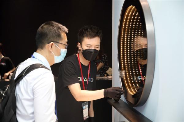 2021上海国际厨卫展,看帝王洁具硬实力!