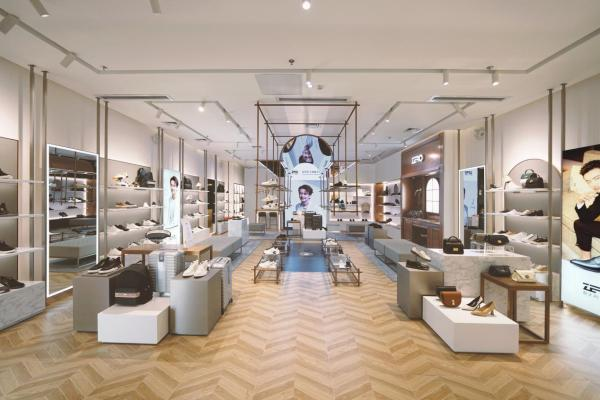 零度全新门店形象升级,重启意式美学零售