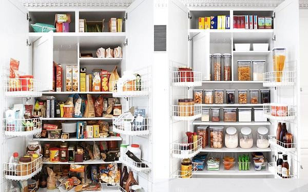 看完住宅改造综艺,竟然想搞一场厨房收纳大升级
