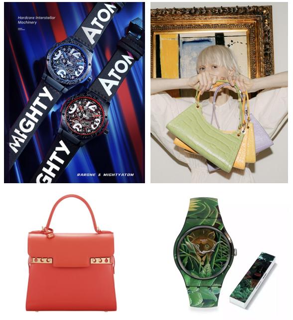 超200家奢侈品牌官方旗舰店助阵 京东618集结IP联合款、特别款新鲜登陆!
