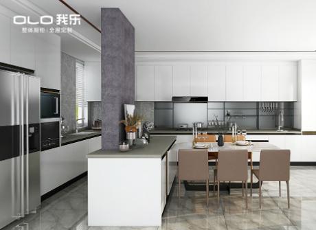 我乐橱柜怎么样?请看这五种常见厨房布局设计指南
