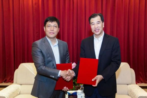 国机共享与京东企业业务达成战略合作 以采购为切入点加速数智化转型