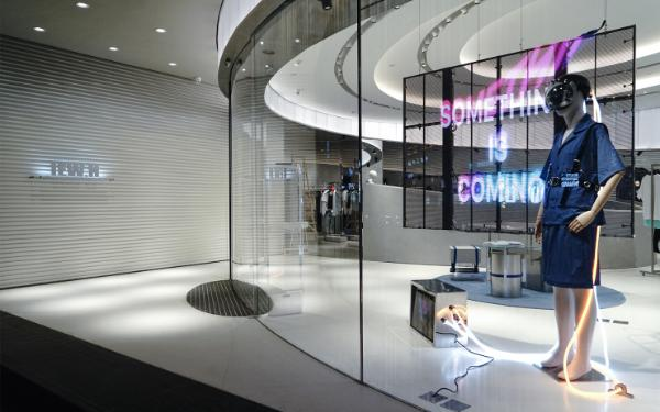 IEW.H上海旗舰店   多元无尽的探索之旅