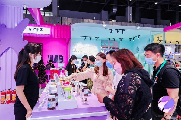 洋葱集团消博会首秀:与多个国际头部品牌战略签约