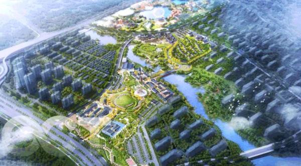 华侨城北方 | 创建淄博城市花园 创想城市文旅价值