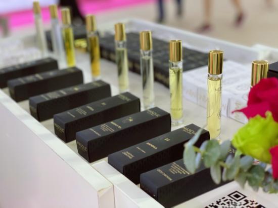 第26届CBE美博会重磅开幕,意大利香水品牌面具惊艳亮相