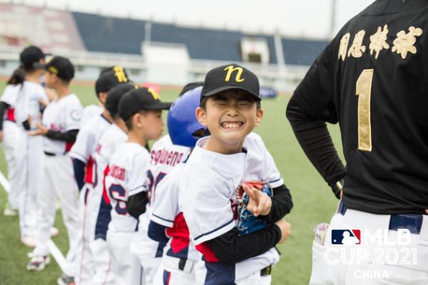 这个六一,棒球少年最IN MLB Cup 青少年棒球春季公开赛周末5城开战