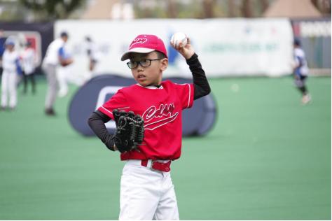 """最美的成都,感受最""""棒""""的运动 MLB Cup青少年棒球春季公开赛成都站举行"""