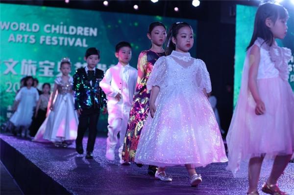 时尚殿堂级的艺术盛典,有你更精彩 世界文旅宝贝艺术节——2021春季盛典完美收官