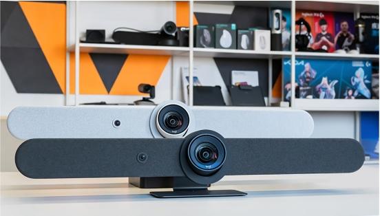 罗技CC5500e: 中大型会议室高品质视频会议体验
