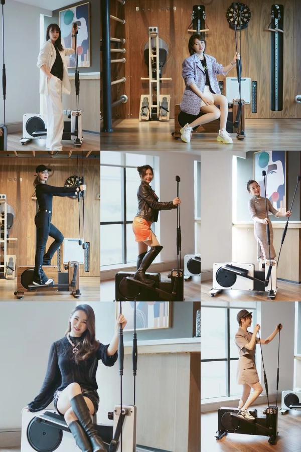 梵品小木马椭圆机新品发布会,重新定义家庭健身