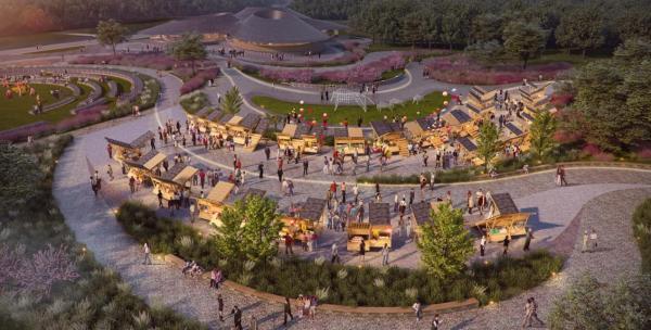 田园客厅:田园东方再造全面农村振兴时代2.0标杆