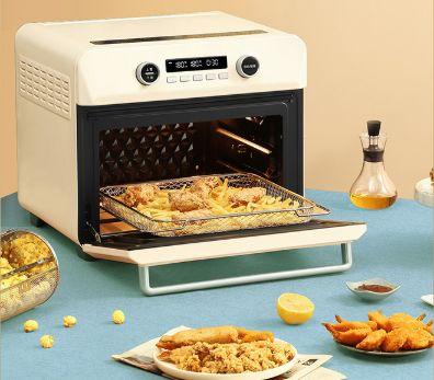 618尖货推荐攻略,get刘涛同款海氏烤箱,挑战烘焙赢万元大奖